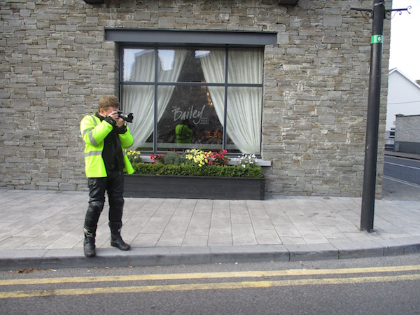Eamon Walshe our Photographer
