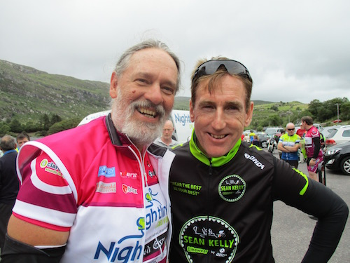the legend sean kelly