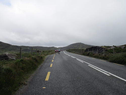 up the caha pass