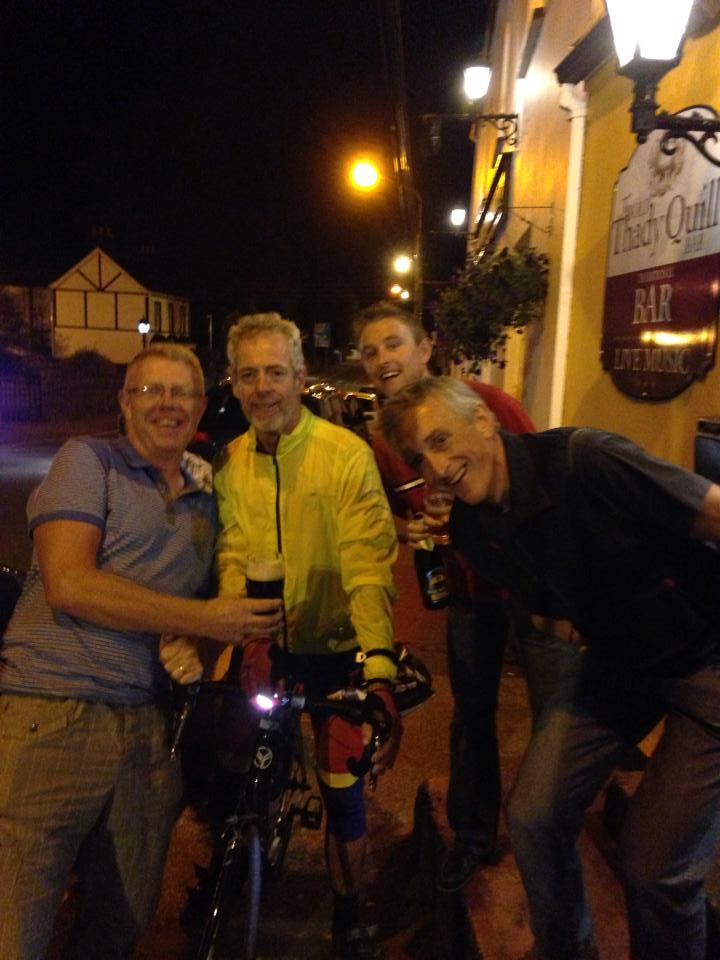 Kenmare Saturday Night with Richie Dineen, Pascal Dorney, Chris Kelly and PJ o Driscoll