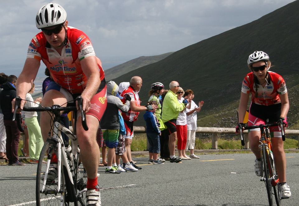 Tom McCarthy and Aisling O Gorman top Conors Pass