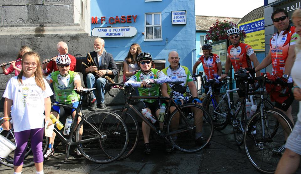local Trad in Ennis for David Revins, Pawel Switaj, Mark Winning, Jude O Keeffe and Paudie O'Donovan
